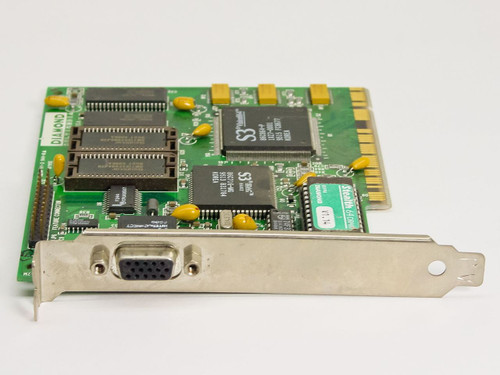 Diamond PCI Video Card v. 1.14 (Stealth 64 DRAM)