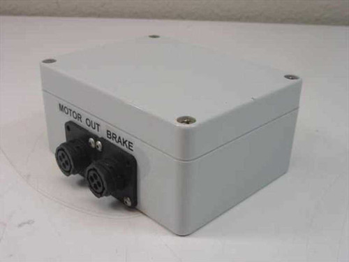 Palomar Products Microweld Head Control Relay Unit with Cables