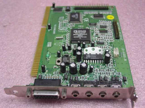 Analog Devices SoundPort ISA Sound Card Opti 82C925 (AD1845JP)