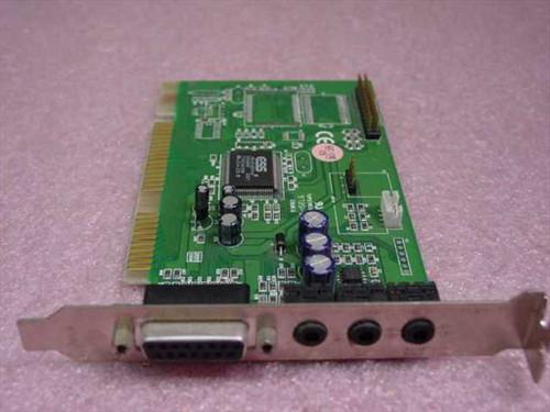 ESS ISA Sound Card ES1869F G267