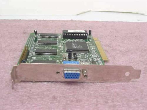 STB Systems PCI Video Card Trio64V&