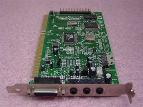 ESS ISA Sound Card 16 Bit ISA with Game Port (ES1868F)