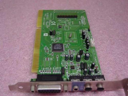 Crystal ISA Sound Card (CX4237B-XQ3)