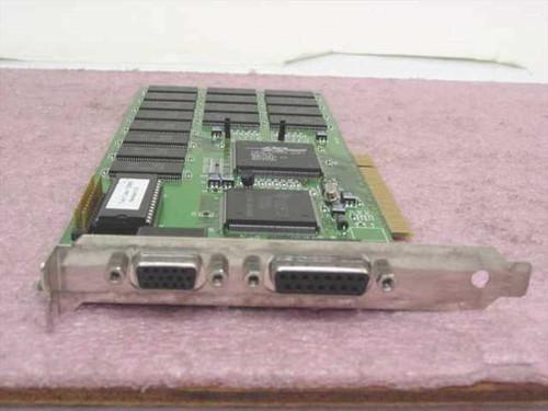 Twin Turbo PCI Video Card 128MB (9602-2-303)