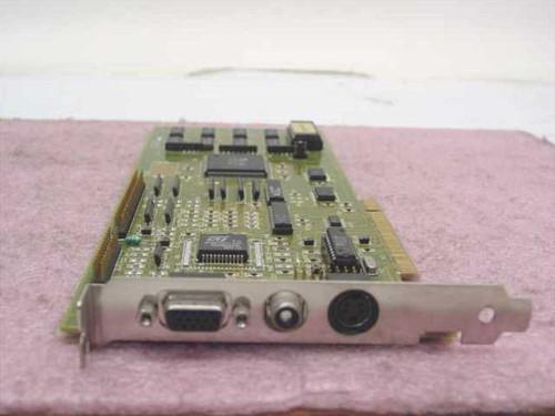 Tseng Labs PCI Video Card Triumphony - for MAC (ET4000/W32P)