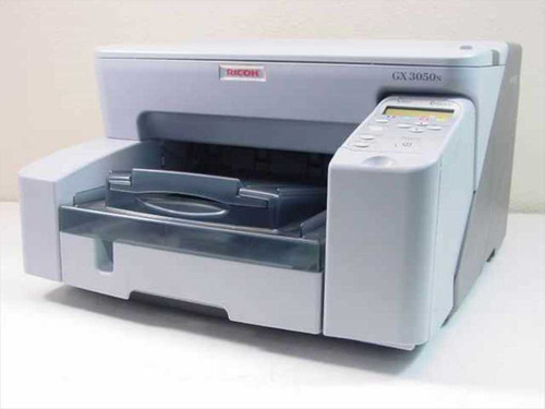 Ricoh GX3050N Inkjet Printer - AS IS