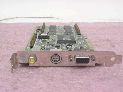 ATI 3D Rage II PCI Video Card (1023790000)
