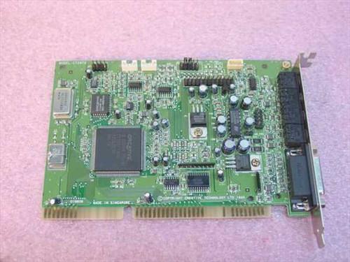 Creative Labs Sound Blaster 16 bit ISA Sound Card (CT2970)
