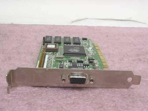ATI Rage II PCI 2MB Video Card 1024061011530800