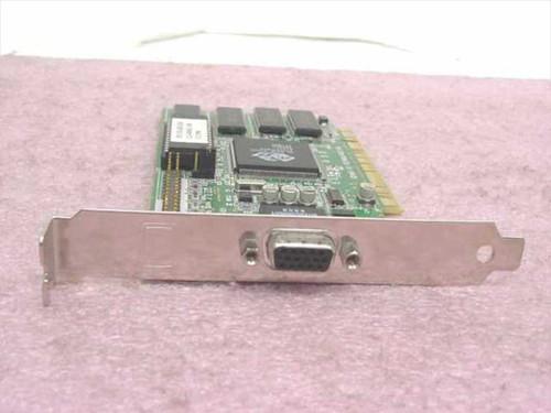 ATI Rage 3D II PCI 2MB Video Card 102406060