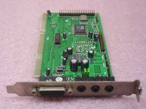 ESS ISA Sound Card with Controller (ES1868F)