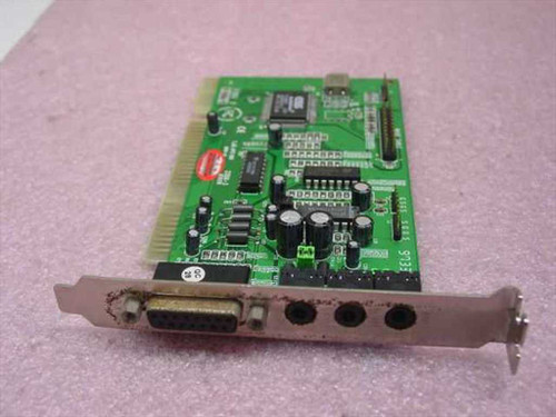 ESS ISA Sound Card with Game Port (ES1868F)