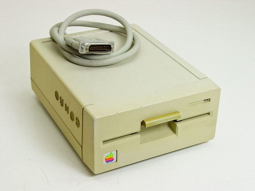 Apple A9M0107 5.25 External Floppy Drive for II, IIe, IIc, IIgs Computer