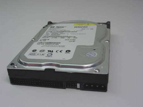 "Dell 1T320 20GB 3.5"" IDE Hard Drive - Western Digital WD200BB-75DEAO"