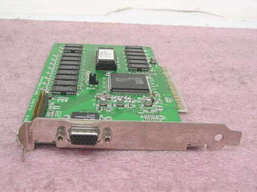ATI Mach64 PCI Video Card (109-33100-10)
