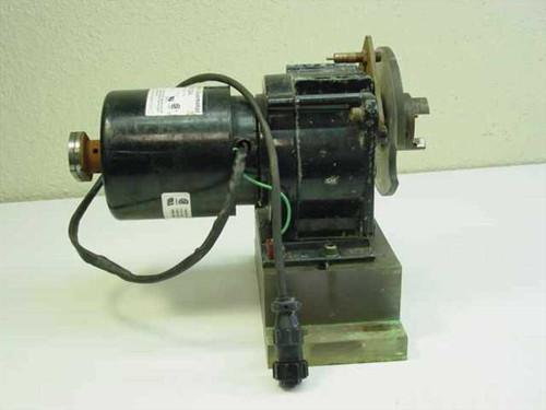 Dayton 3M328A Shaded Pole 115 Volt AC Gear Motor 13.5 RPM 200 LB Torque