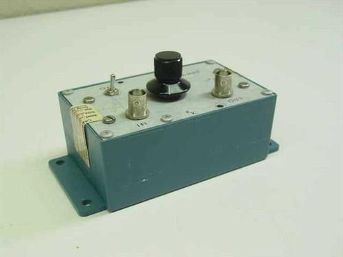 Pomona Electronics Band Pass Filters 936 kHz