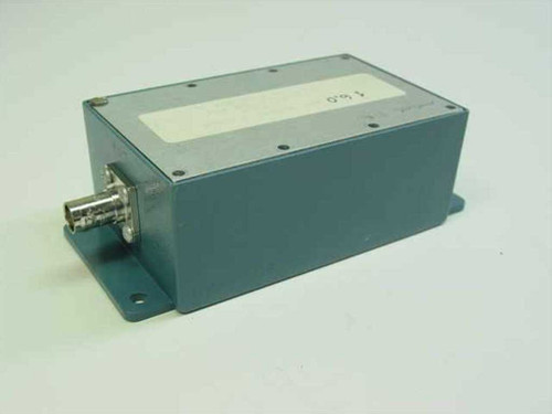 Custom Bessel Filter 5 pole (16.0 MHz)