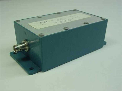 Generic Bessel Filter 5 pole (9.0 MHz)