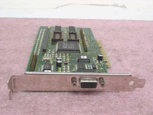 S3 PCI Video Card Trio64 NP 9528 GABD2