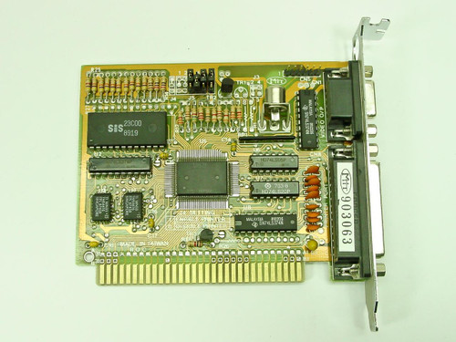 MIT Color Graphics Printer Card 903063