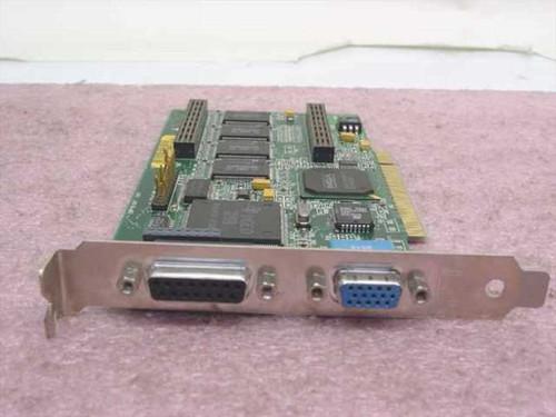 Matrox PCI Video Card (MIL2P/4/220)