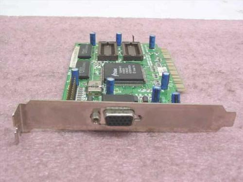 Trident PCI Video Card TGUI9440-3 (HK7389)