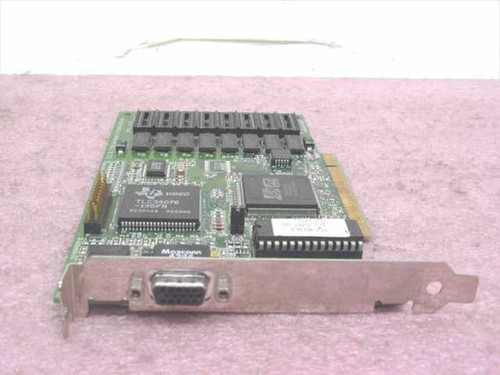 ATI PCI Mach 64 Video Card 1022542742 109-25400-41