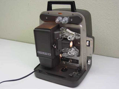 Bell & Howell Super 8 Reel to Reel Projector - Missing Lens & Reels