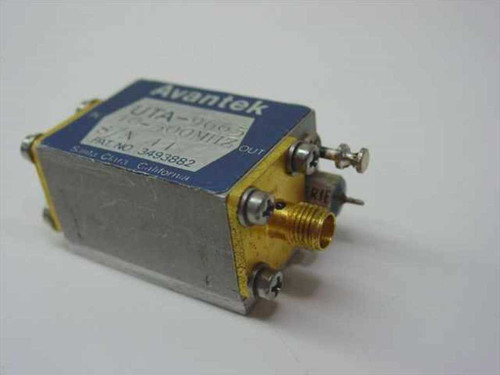 Avantek Amplifier 10-500MHz (UTA-9665)