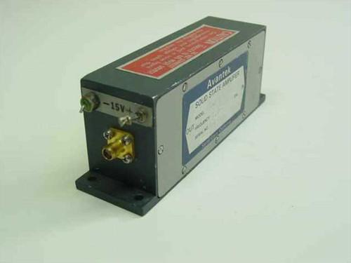Avantek Solid State Amplifier AM 1000M