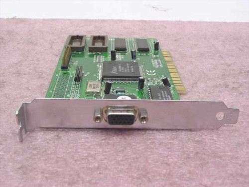 Trident PCI Video Card Ver, X5.5 (SP9680-A)