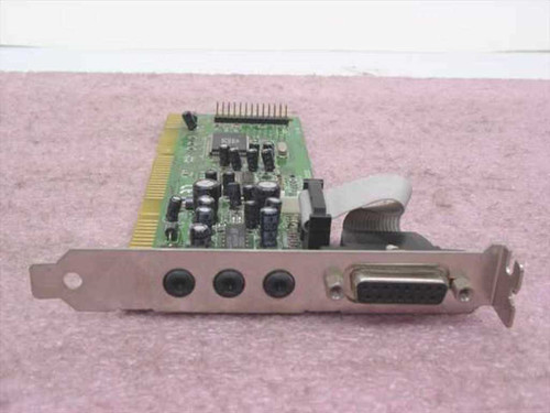 Opti ISA Sound Card 15 pin game port (82C931)