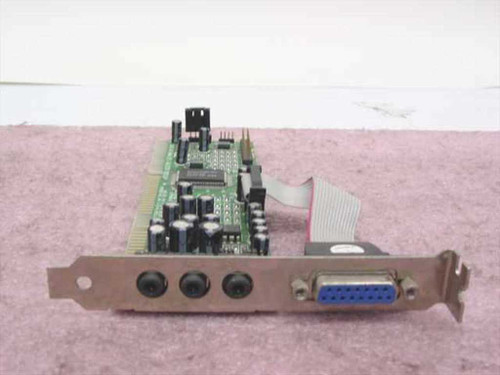 Avance Logic ISA Sound Card (EPC-SALS1201)