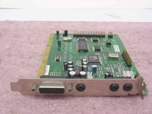 Newcom ISA Sound Card (1853/1855/1857/1859)