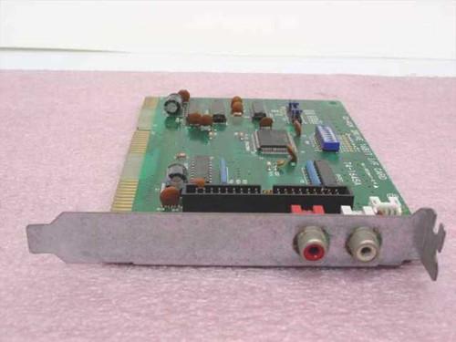 Mitsumi CD-ROM Drive 16Bit I/F Card (74-1645A)