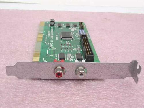 Mitsumi CD-ROM Drive 16Bit I/F Card (74-1881A)