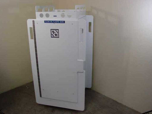 South Coast Enterprises Chemical Acid Corrosive Wafer Transport Cabinet SCE1000E