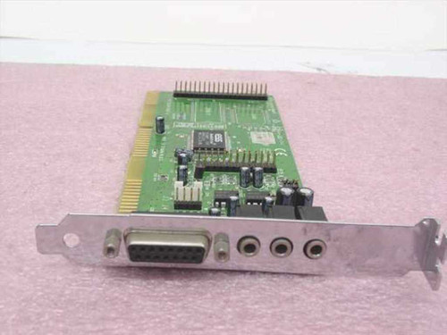 ESS Wavetable ISA Sound Card (MPB-000074)