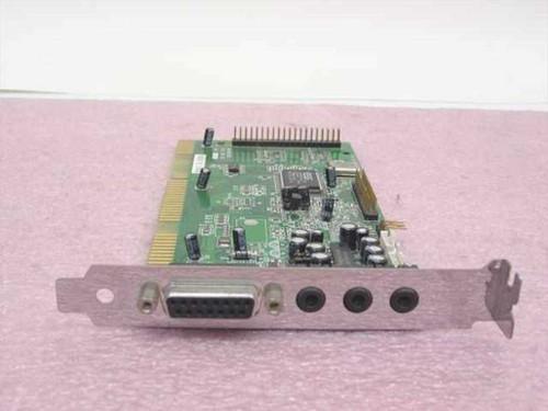 ESS ISA Sound Card (S611-SC)