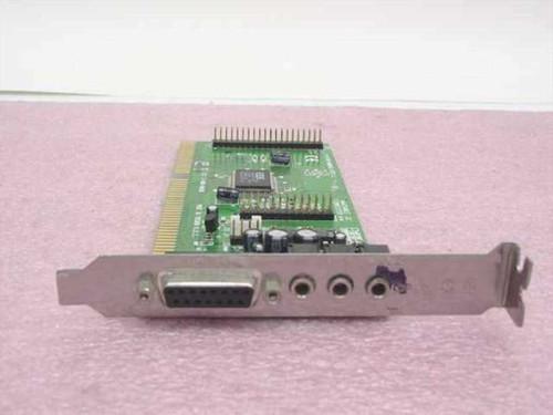 ESS ISA Sound Card MPB-000062