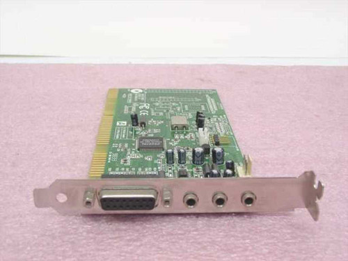Crystal ISA Sound Card (90.18610.002)