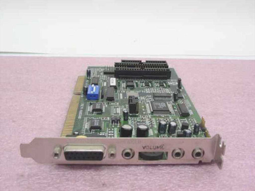 ESS ISA Sound Card (P057-01-A09)