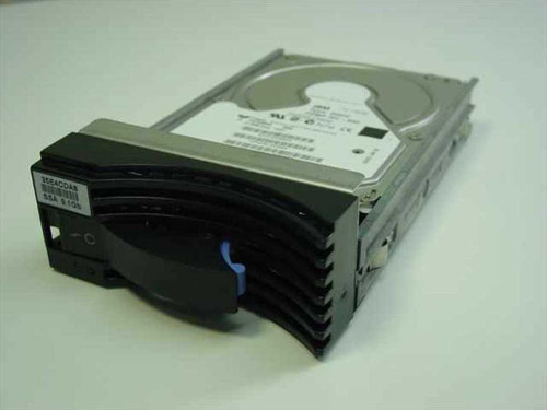 IBM  9.1GB SCSI Hot Swap Hard Drive 09L2209