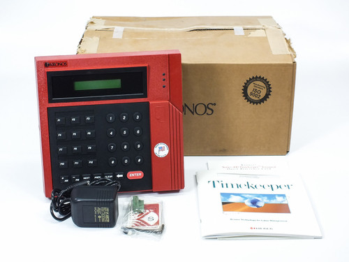 Kronos Time Clock Package w/ Modem - New in Box (460F)