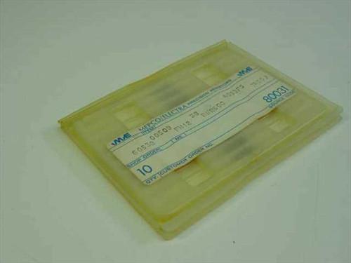 Mepco/Electra Precision Resistors Vintage 10 Pack - Glass Encaps 00509