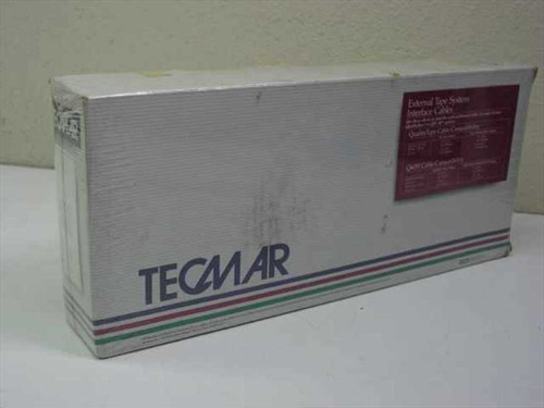 Tecmar Tape Drive Interface Cable 37pin to 50 pin (811619)