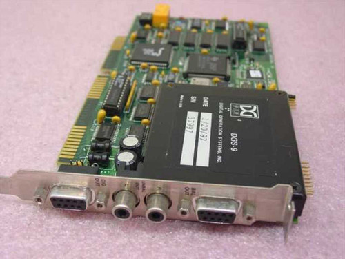 Digital Generation Systems Sound Card ISA (9000-2368-3001)