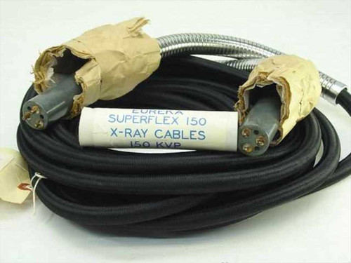 Eureka Superflex 150 KVP X-Ray Cable 21' Special Purpose Electrical Shockproof