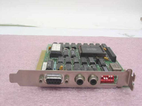 Paradise Zenith 9-Pin Video Card w/5-Pin Dip Switch (28250)